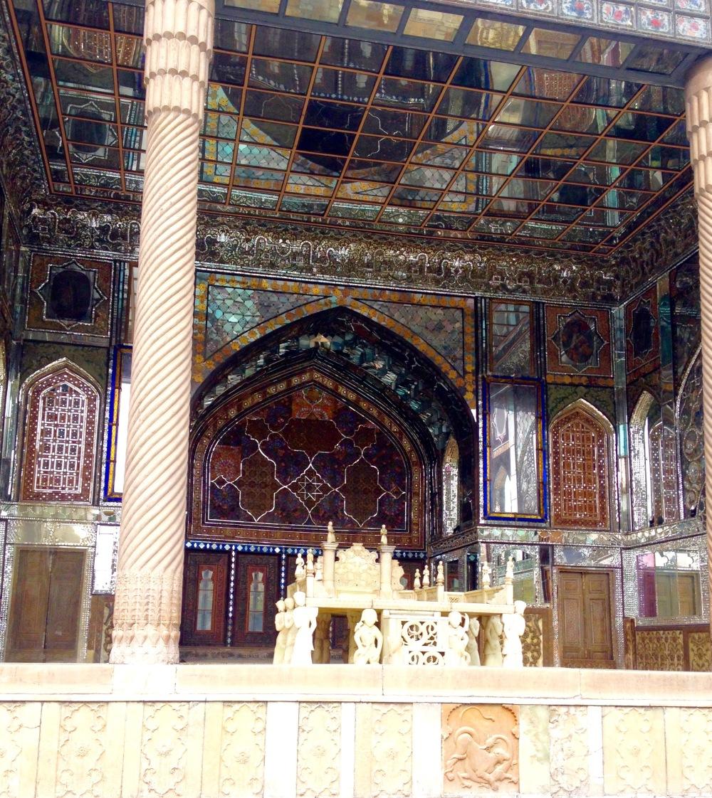 golestan-palace-tehran-iran