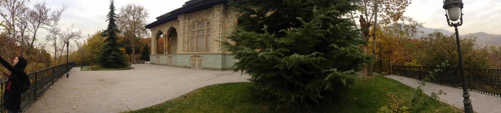 green-palace-sadabad-tehran-iran