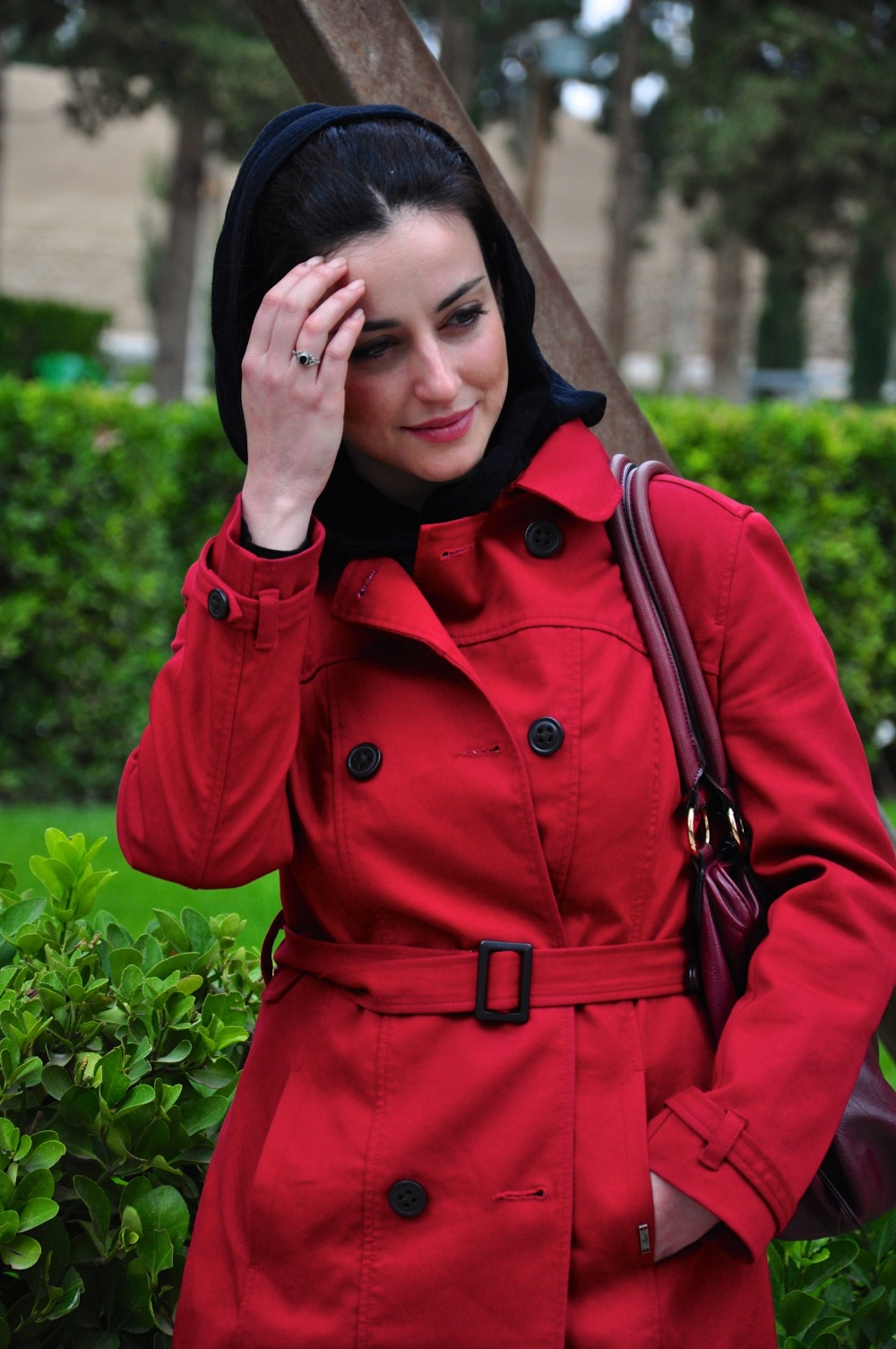 girl-in-red-kashan-iran