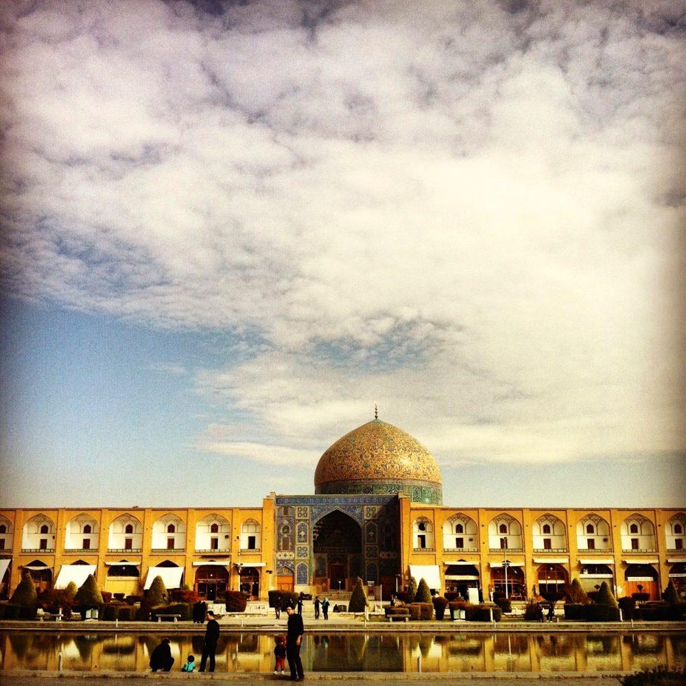 İsfahan gezisi - abbasi otel - alikapu - chehelsotoon - hasht behest - bazaar - masjid-e jameh - naqsh-e jahan - sherzhad restaurant