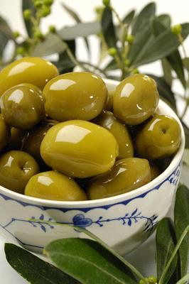 jordanian olives