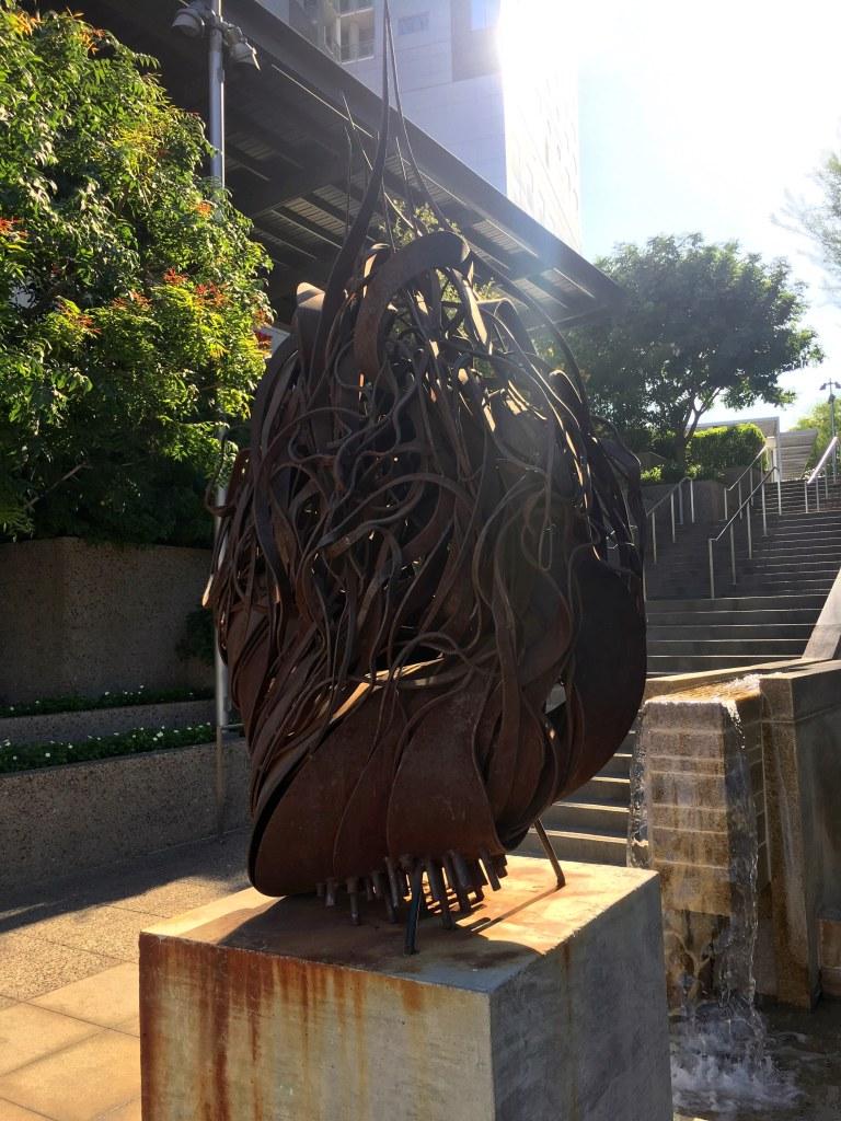 phoenix-statue