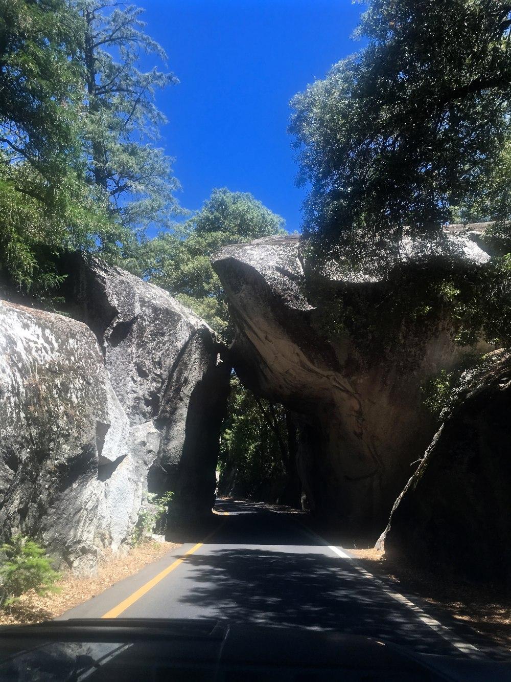 el portal road
