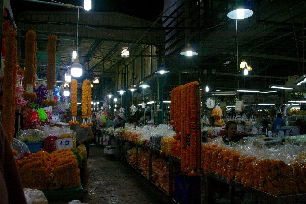 bangkok-çiçek-pazarı