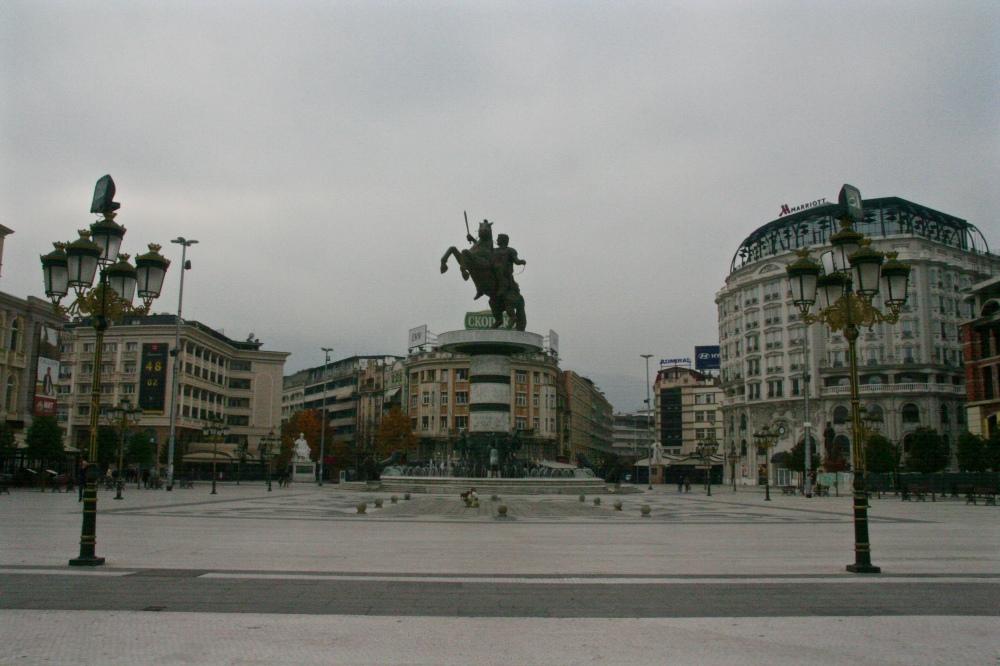 Makedonya-Meydanı-üsküp
