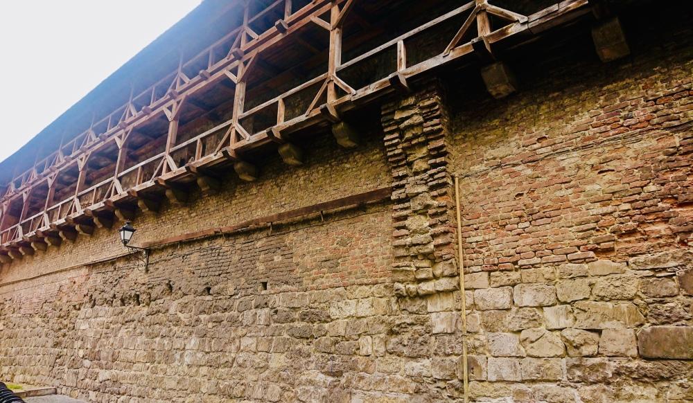 #lviv #castle #walls #citywalls #şehirduvarları #kale