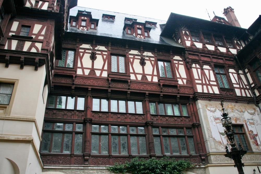 #romanya #sinaia #peleş #castle #kale #transilvanya