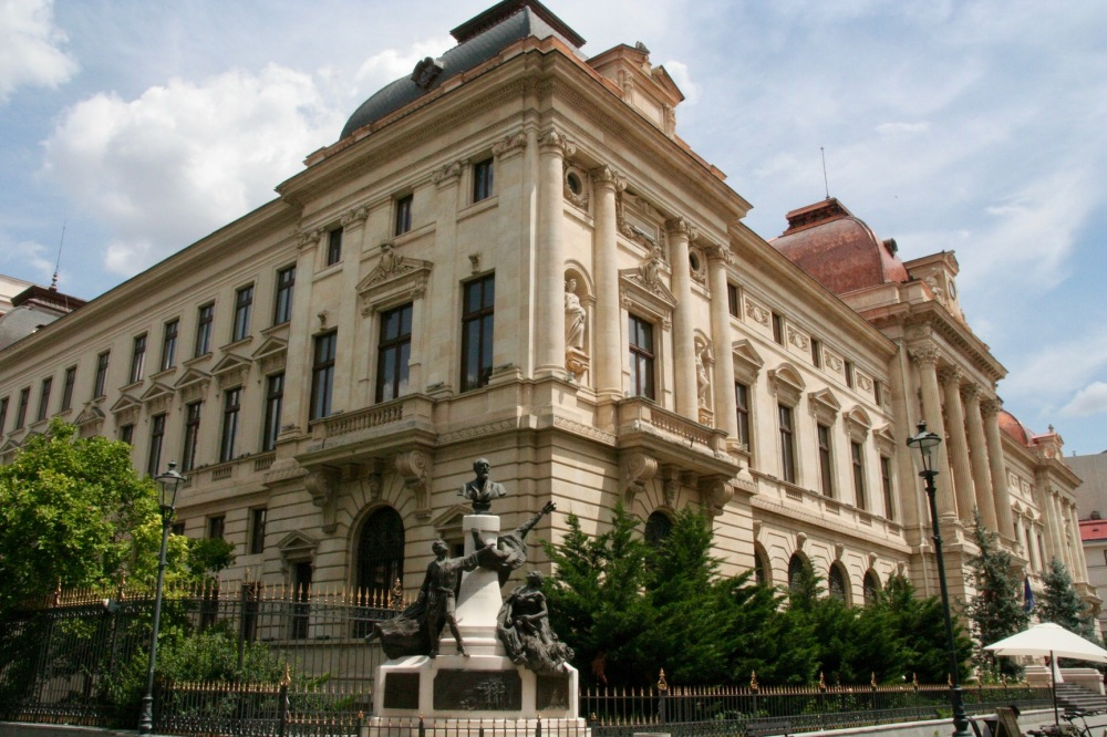 #bükreş #bucharest #romanyamerkezbankası #oldtown