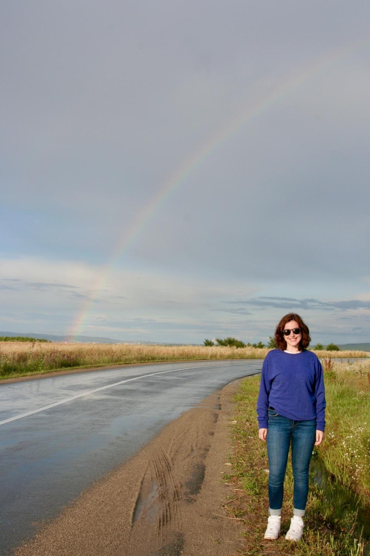 #romanya #sibiu #rainbow #gökkuşağı