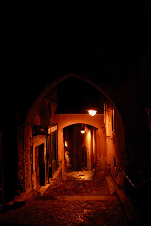 #romanya #sibiu #dark