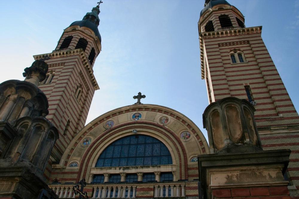 #romanya #sibiu #holytrinitycathedral #CatedralaSfântaTreimedinSibiu