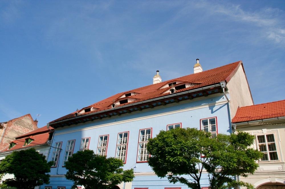 #romanya #sibiu #architecture