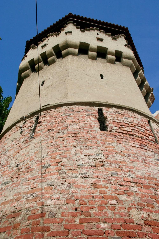 #romanya #sibiu #surlar #tower #citywalls