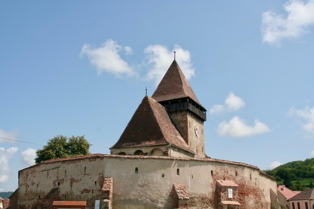 #romanya #şeicamica #fortifiedchurch #bisericaevanghelica #kalekilise
