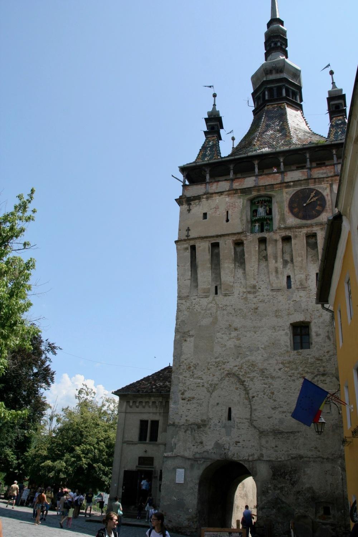 #romanya #sighişoara #clocktower #saatkulesi