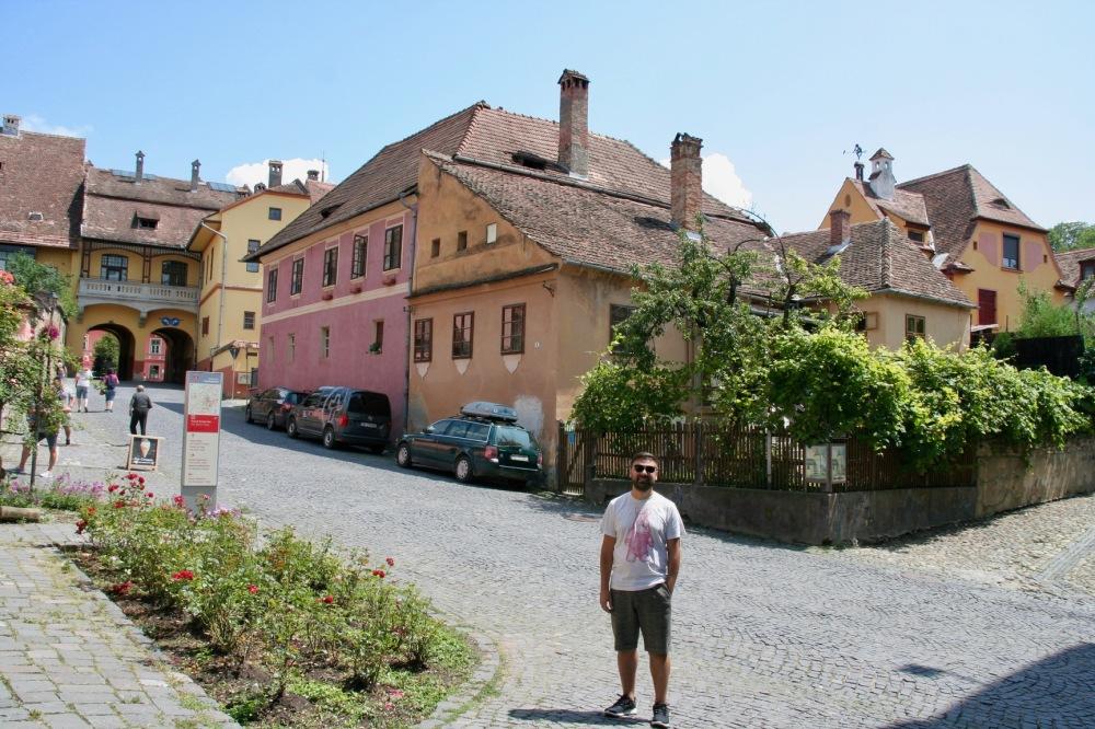 #romanya #sighişoara #transilvanya #oldtown