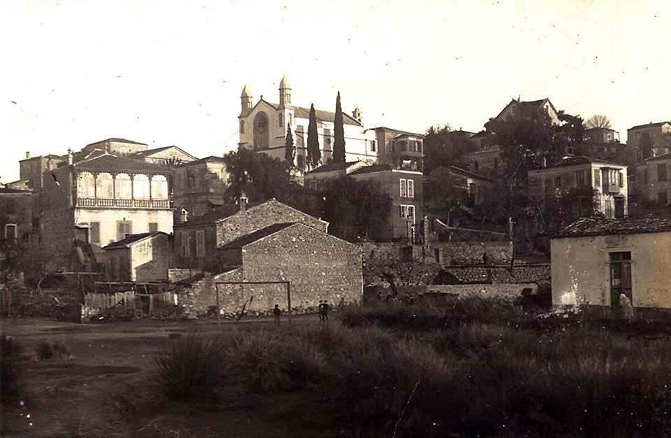 Bayraklı İzmir 1940