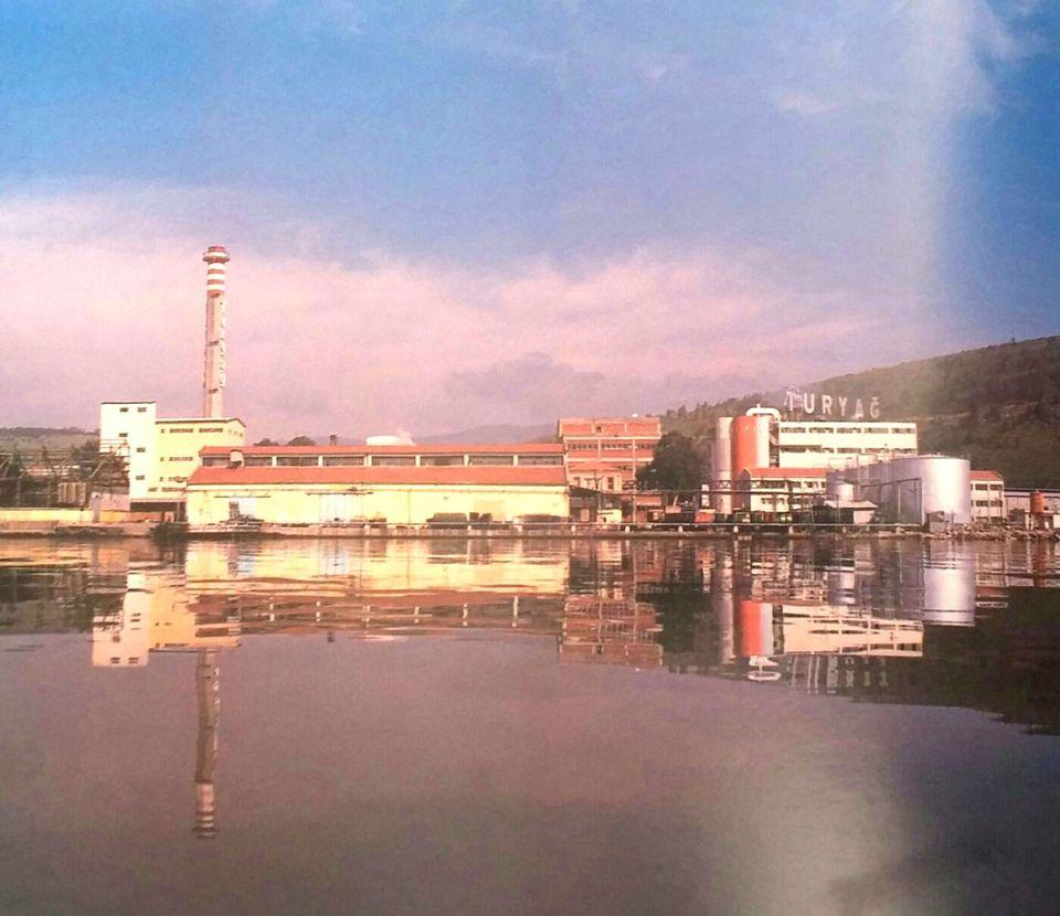 Bayraklı Turan Turyağ Fabrikası İzmir
